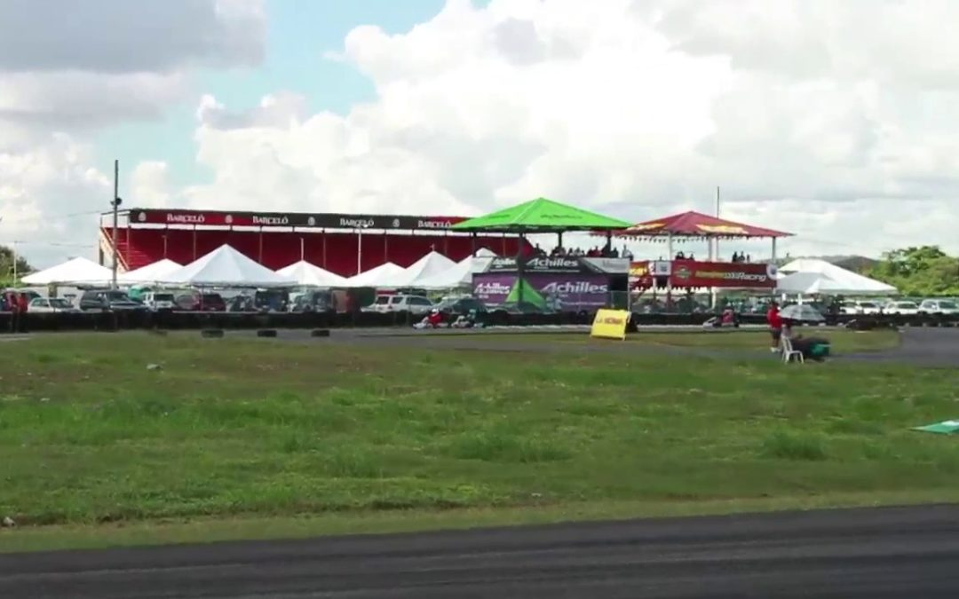Video: 5ta Fecha Puntuable del Campeonato de Kartismo 2016